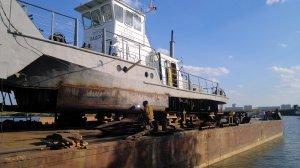 Ремонт судов с классом РРР